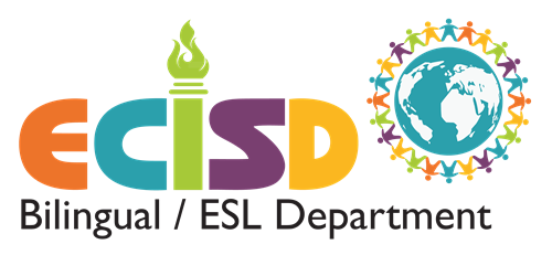 Color Logo for ECISD Bilingual Department