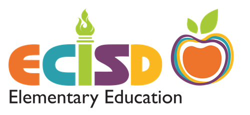 Color Logo for ECISD Elementary Education