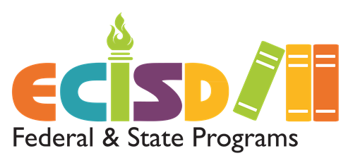 Color Logo for ECISD Federal and State Programs