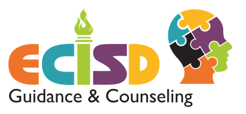 Color Logo for ECISD Guidance and Counseling