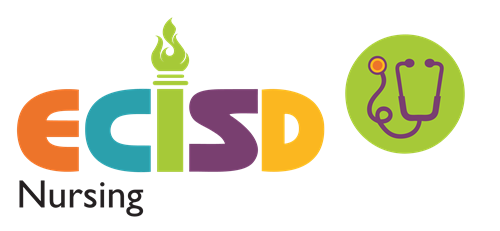 Color Logo for ECISD Nursing