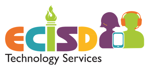 Color Logo for ECISD Technology Services