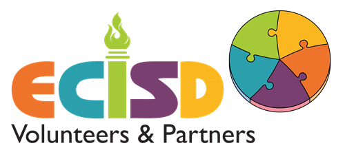 Color Logo for ECISD Volunteers and Partners