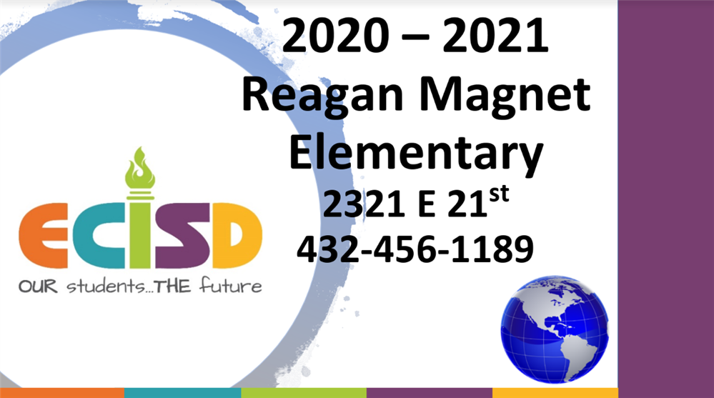 Reagan Back to School Orientation for Parents